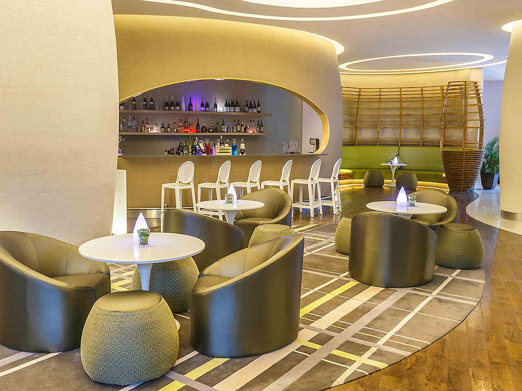 restaurant GOURMET BAR BY NOVOTEL