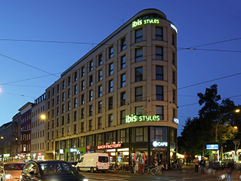 فندق إيبيس ستايلز ibis Styles برلين ميتي أول سيزنز سابقًا