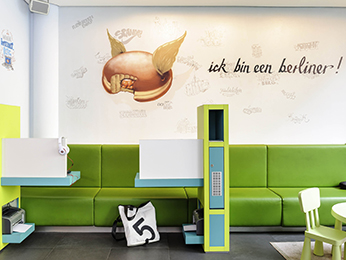 Les services - ibis Styles Hotel Berlin Mitte