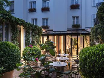 Hôtel Mercure Paris Champs Elysées