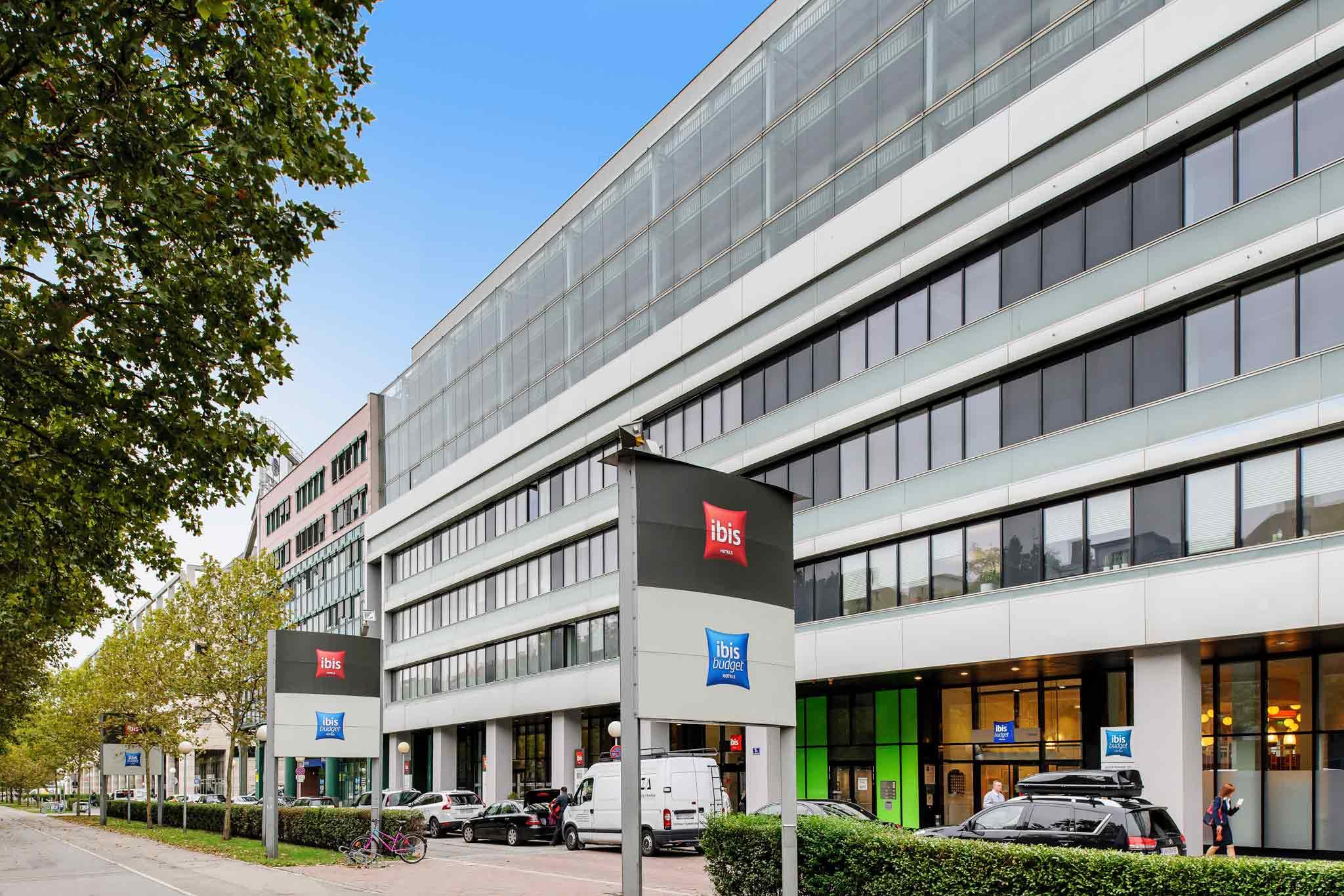 Hôtel - ibis budget Wien Messe