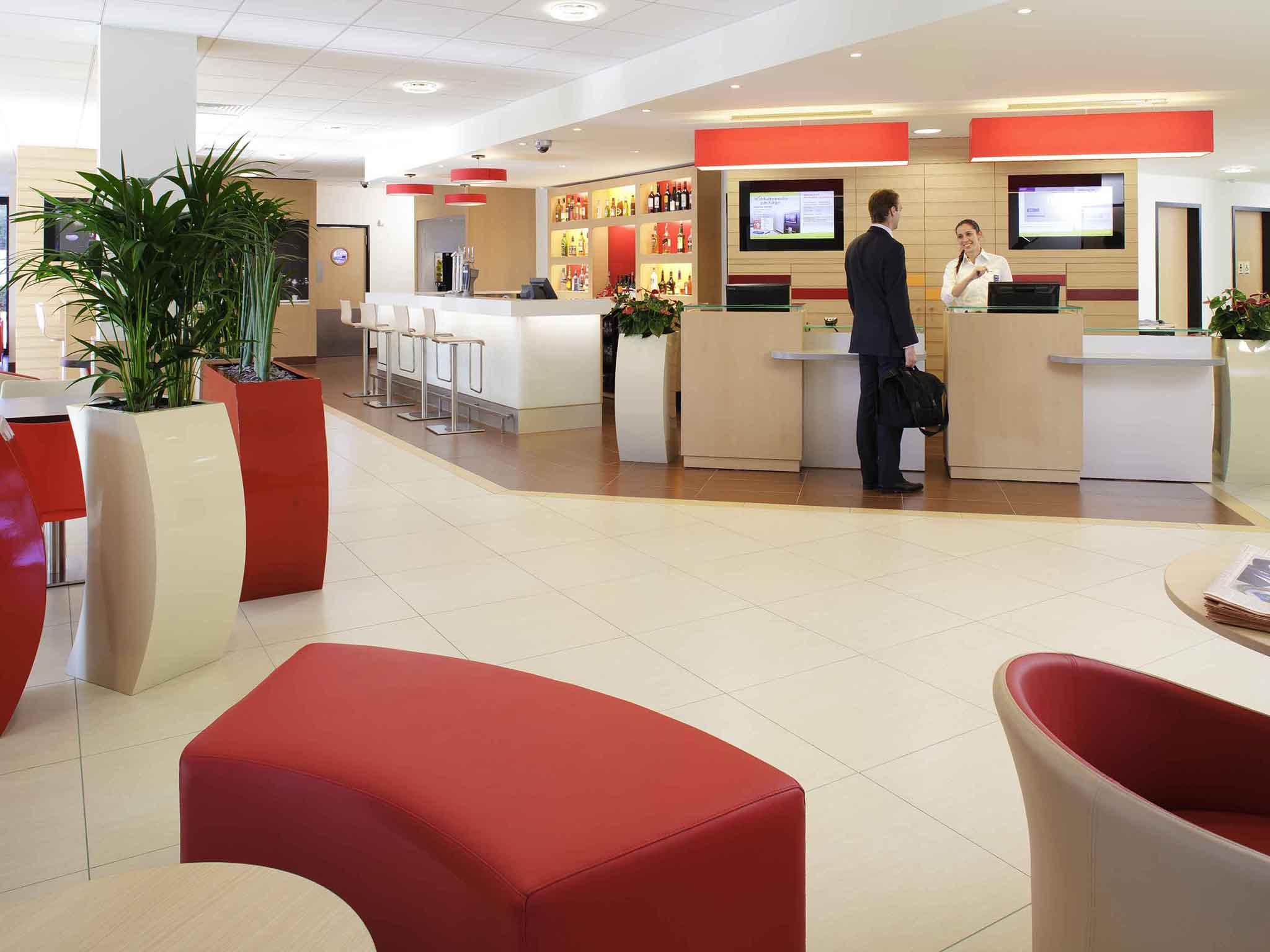 โรงแรม – ibis Wuhan Optic Valley