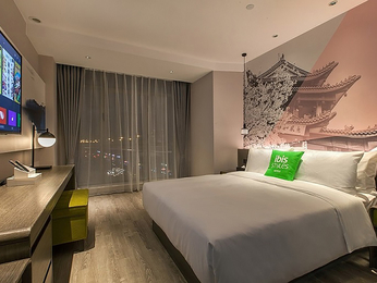 Rooms - ibis Wuhan Optic Valley