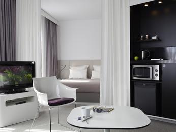 Novotel suites paris issy-les-moulineaux à Issy les moulineaux