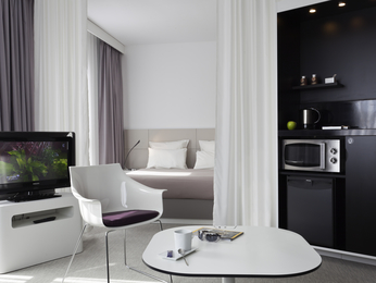 Novotel Suites Paris Issy-les-Moulineaux