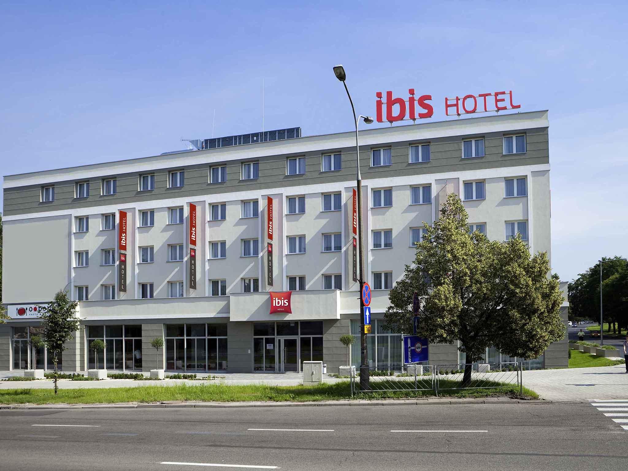 Hotel – ibis Kielce Centrum