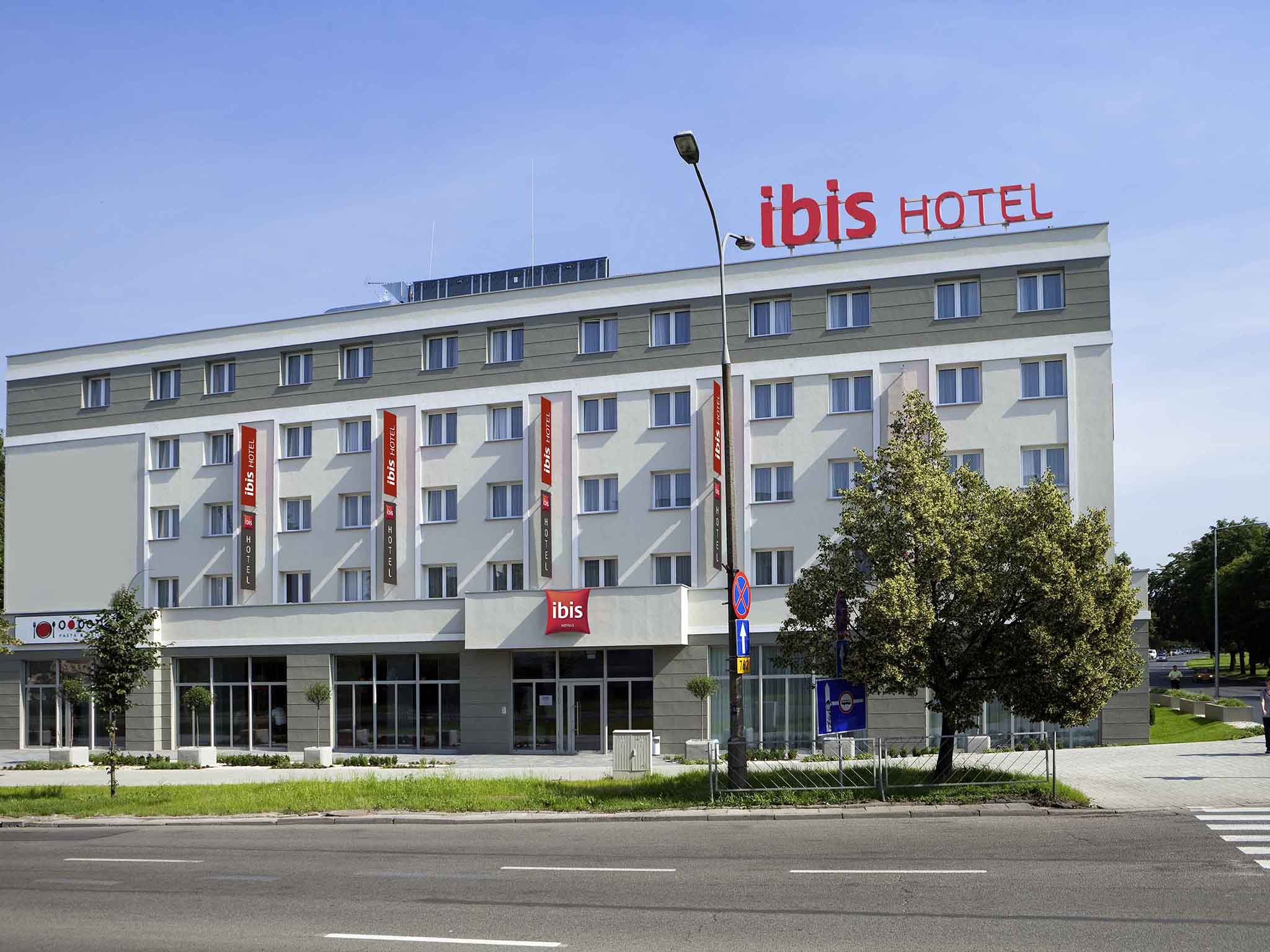Otel – ibis Kielce Centrum