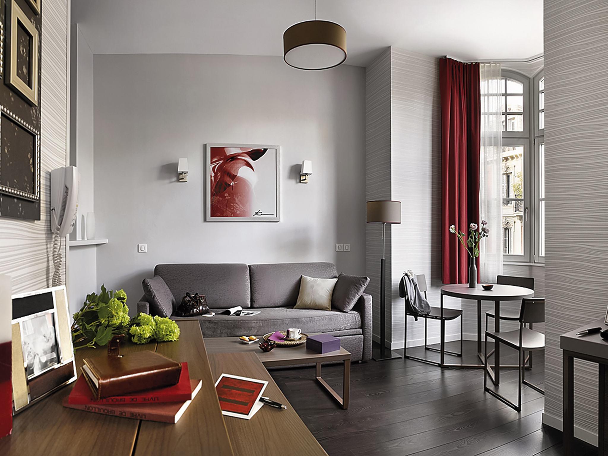 Отель — Aparthotel Adagio Страсбург Площадь Клебер