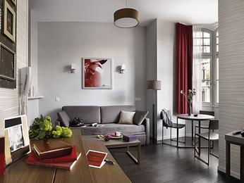 Aparthotel Adagio Strasbourg Place Kléber à STRASBOURG