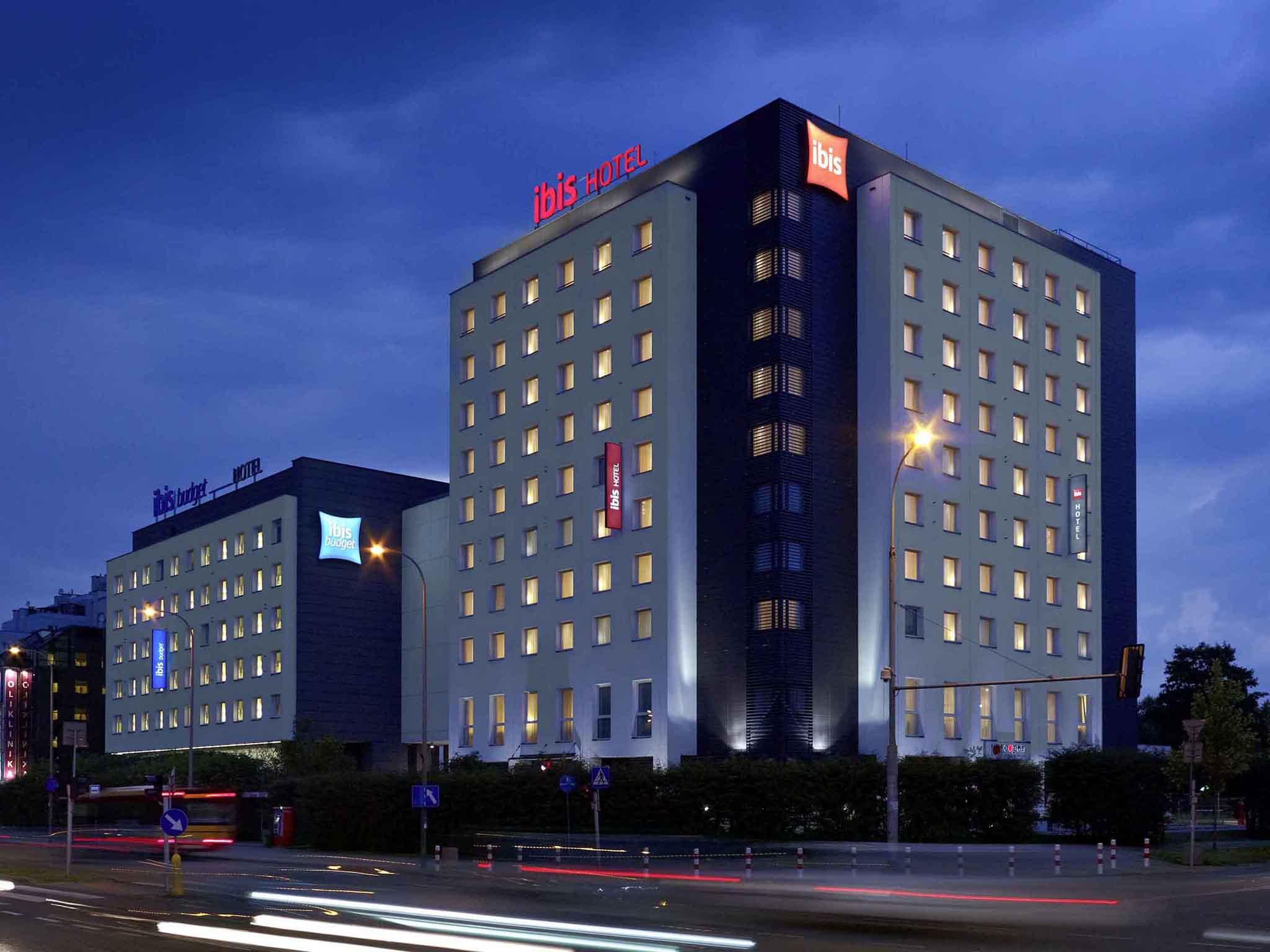 Отель — ibis Варшава Редута