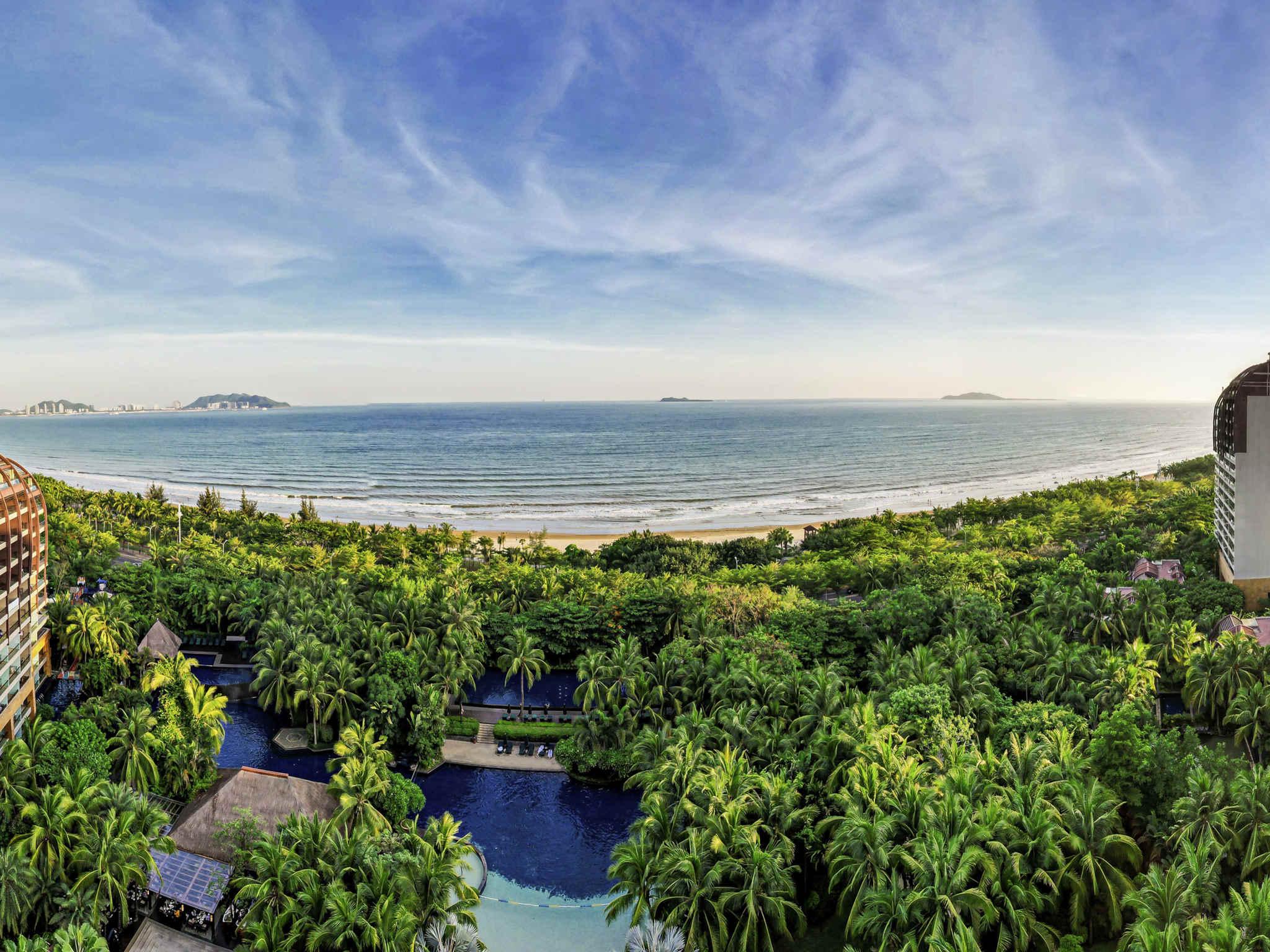 โรงแรม – Pullman Oceanview Sanya Bay Resort & Spa