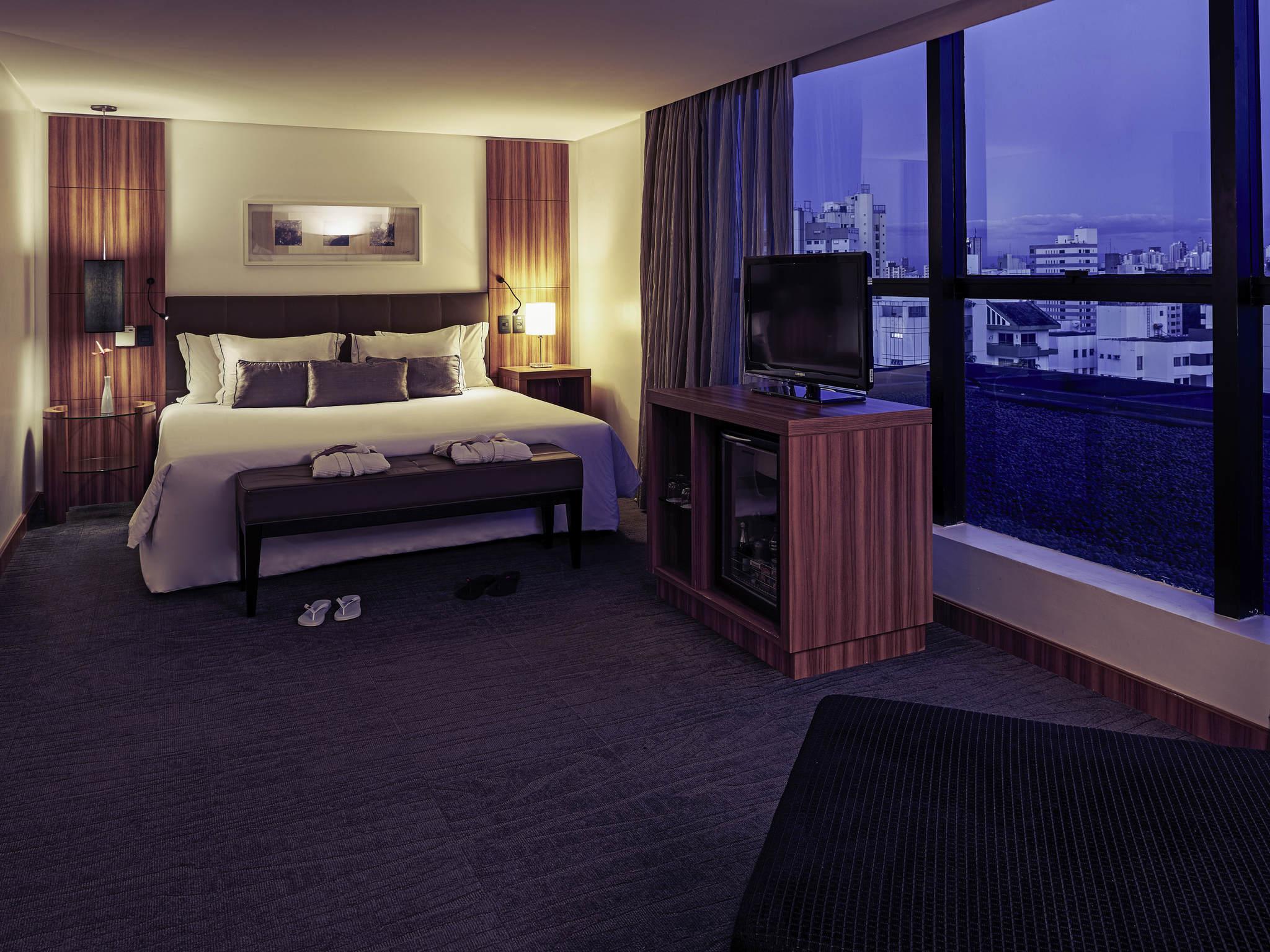 Отель — Mercure Goiania Hotel
