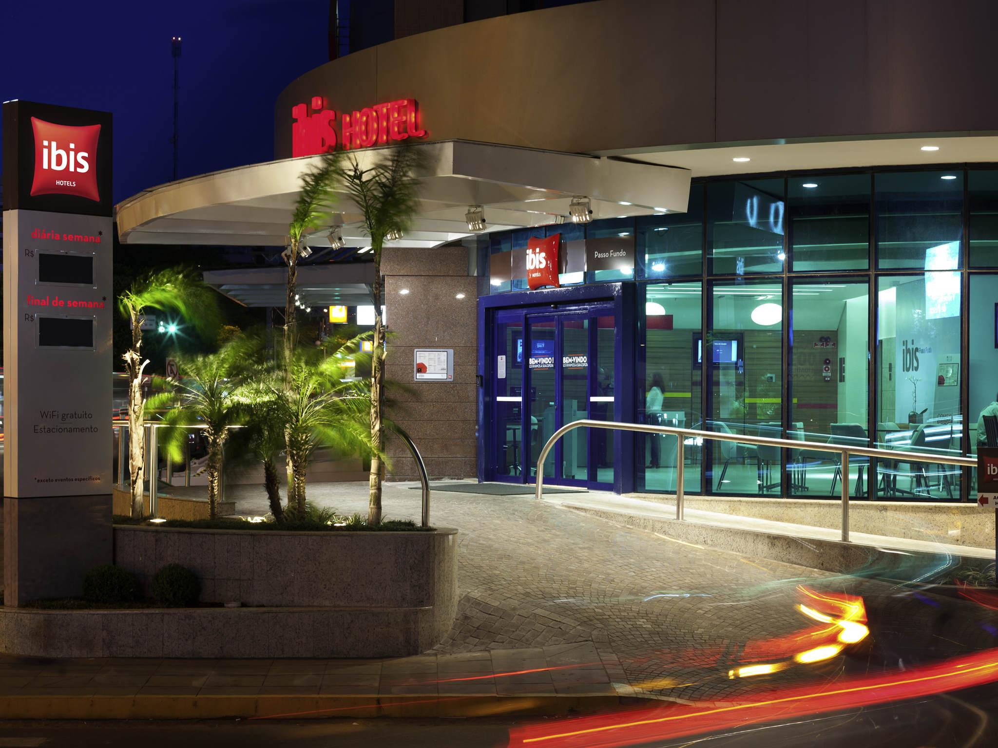 Отель — ibis Passo Fundo Centro