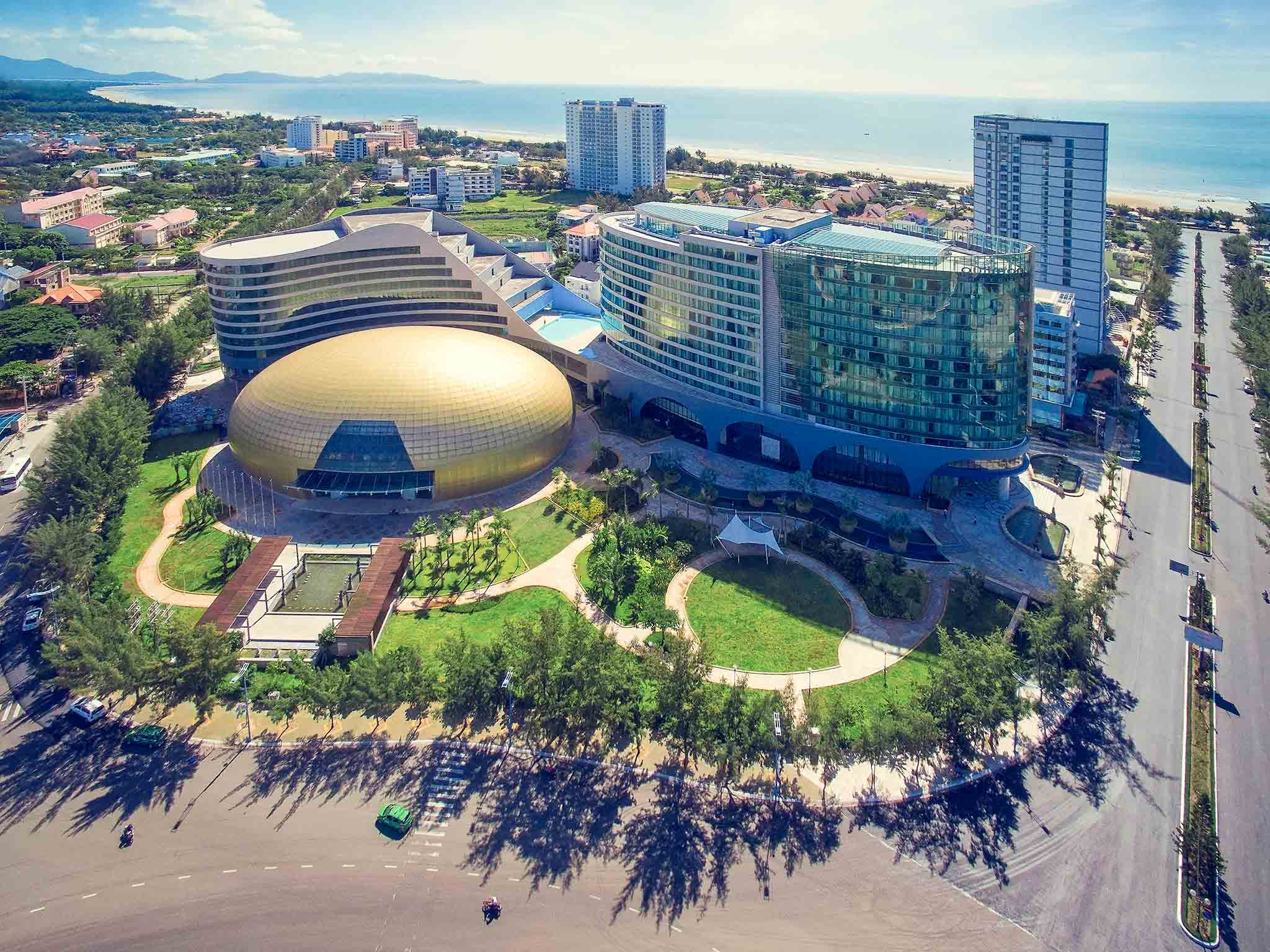 Отель — Pullman Vung Tau