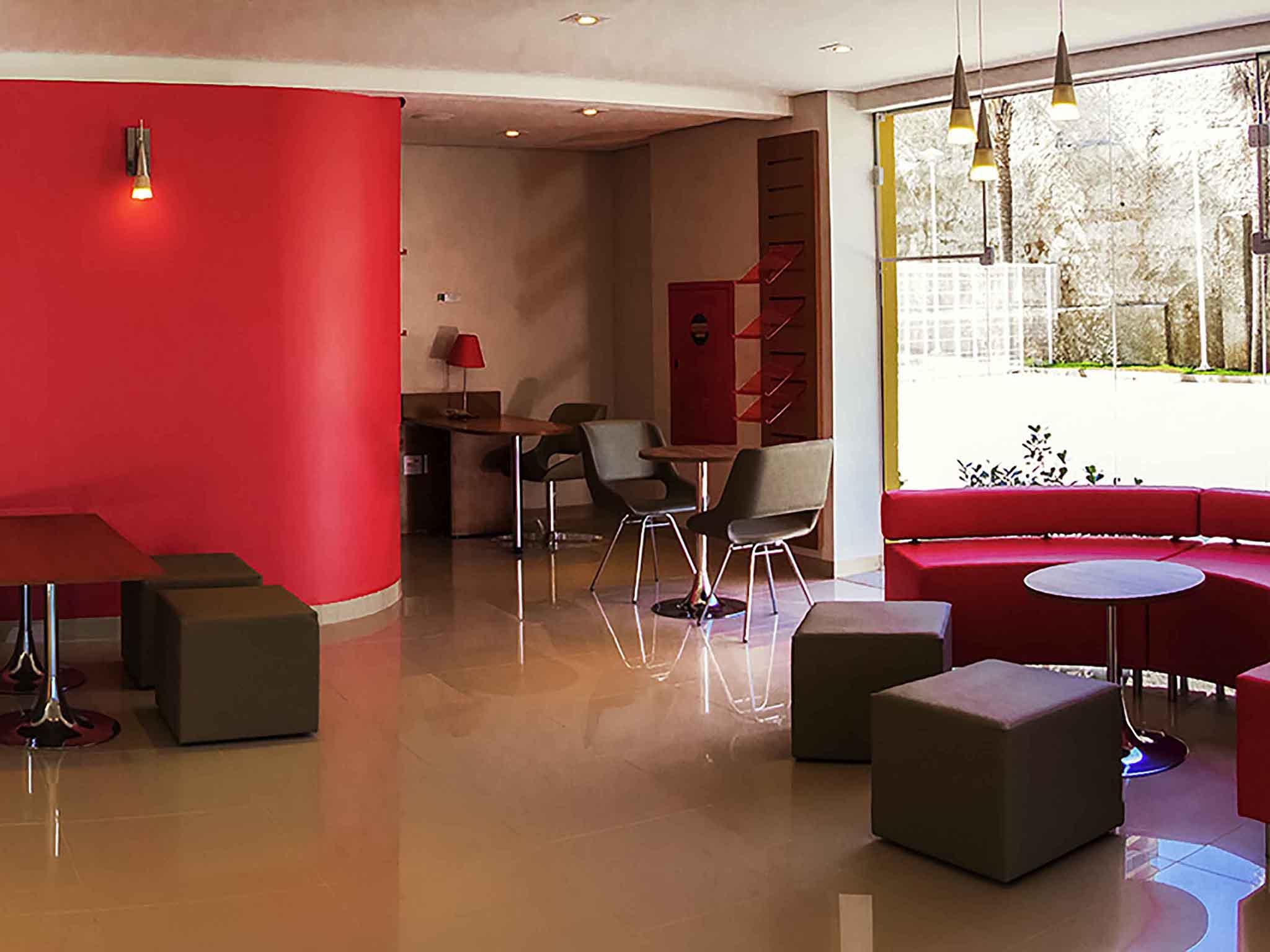 โรงแรม – ibis Presidente Prudente