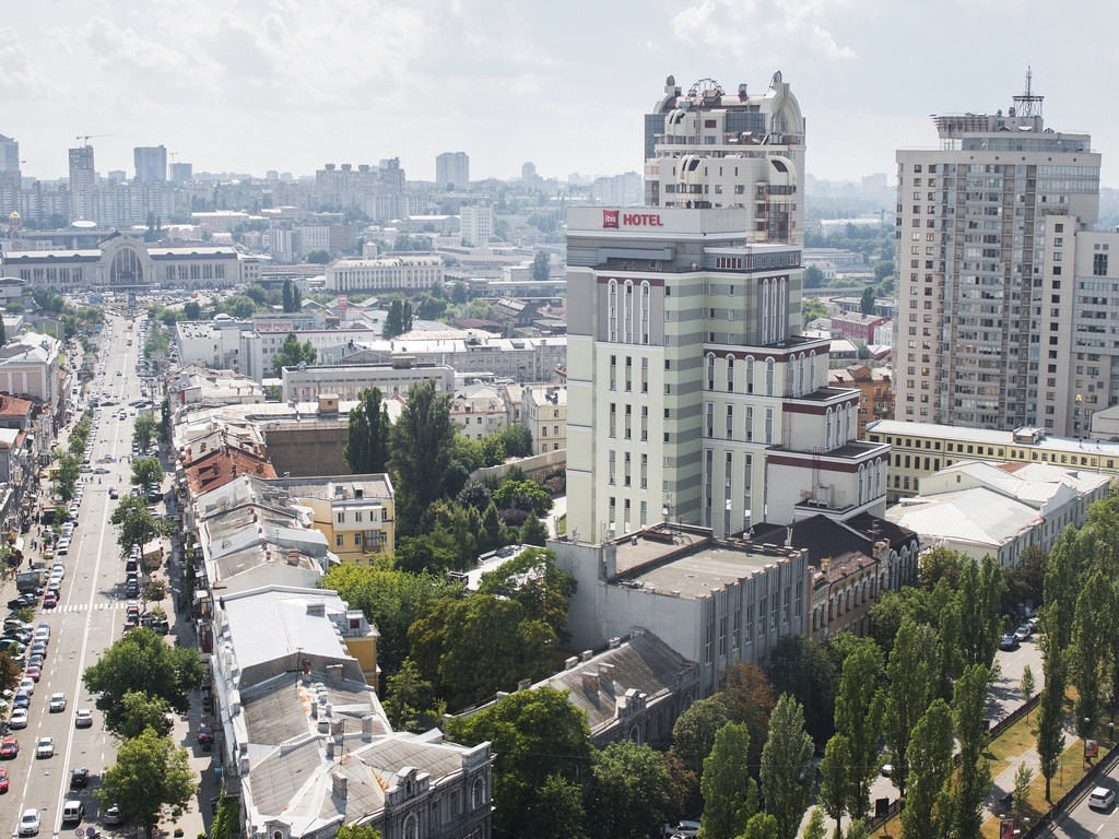 โรงแรม – ibis Kiev City Center