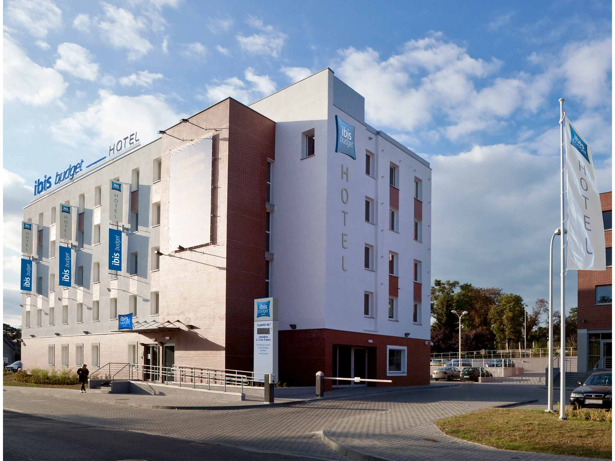 Hotel – ibis budget Toruń
