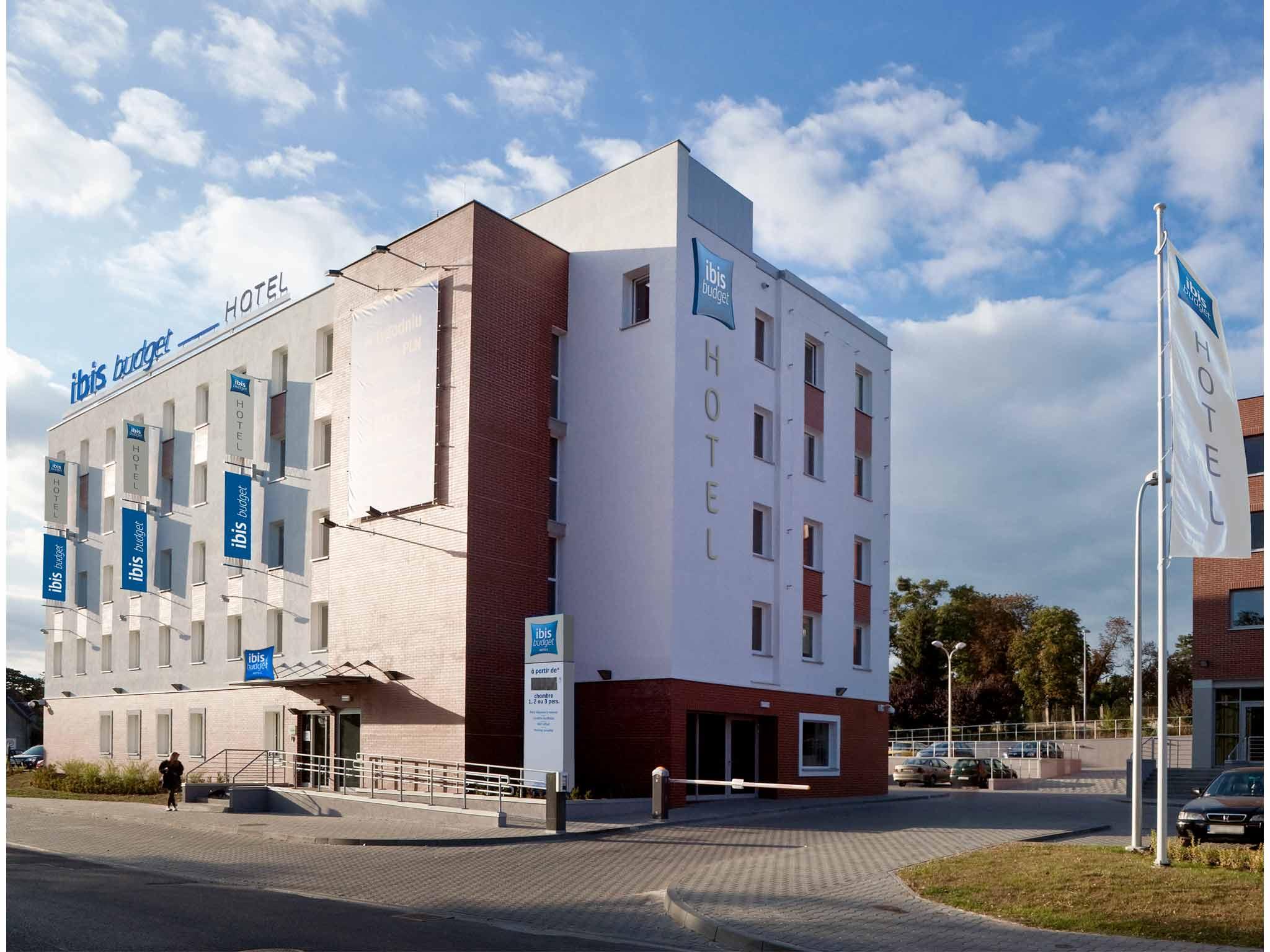 Отель — ibis budget Torun