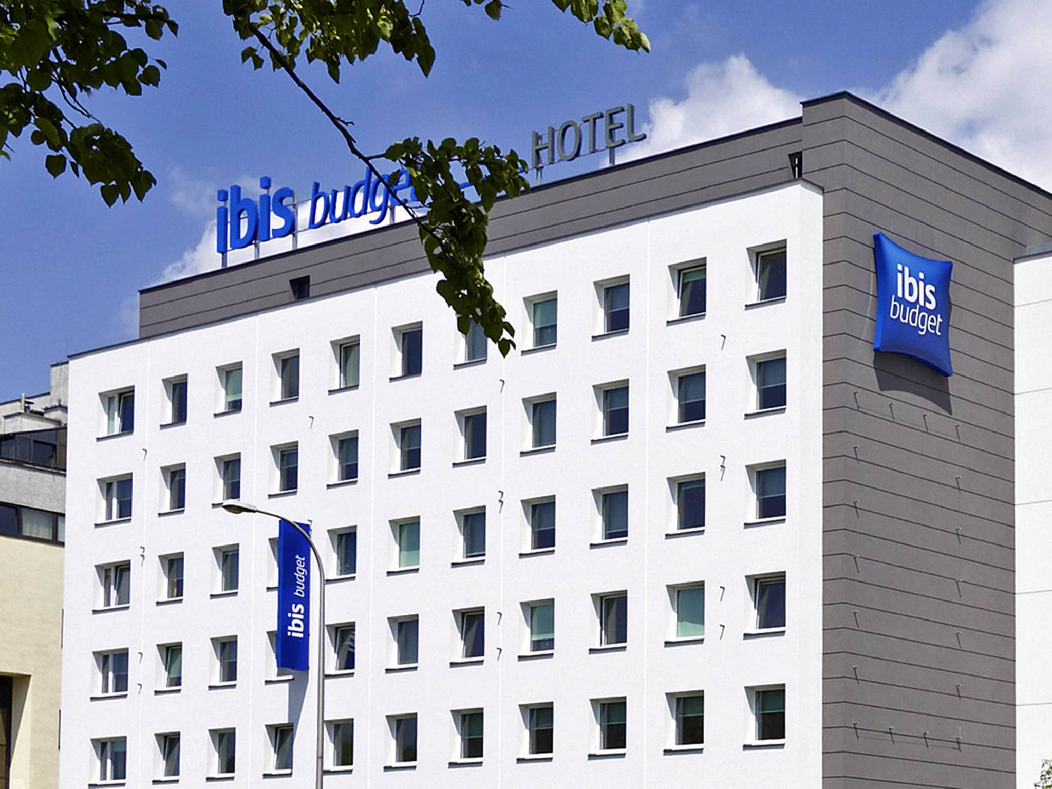 Hotell – ibis budget Warszawa Reduta