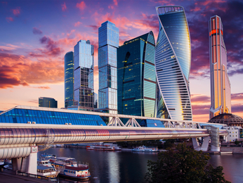 Destination - Novotel Moscow City