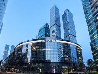 Novotel Moscow City
