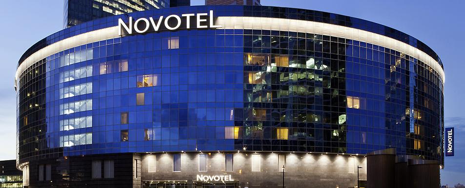Hotel Novotel Moscow Centre
