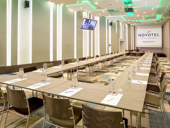 Meetings - Novotel Moscow City