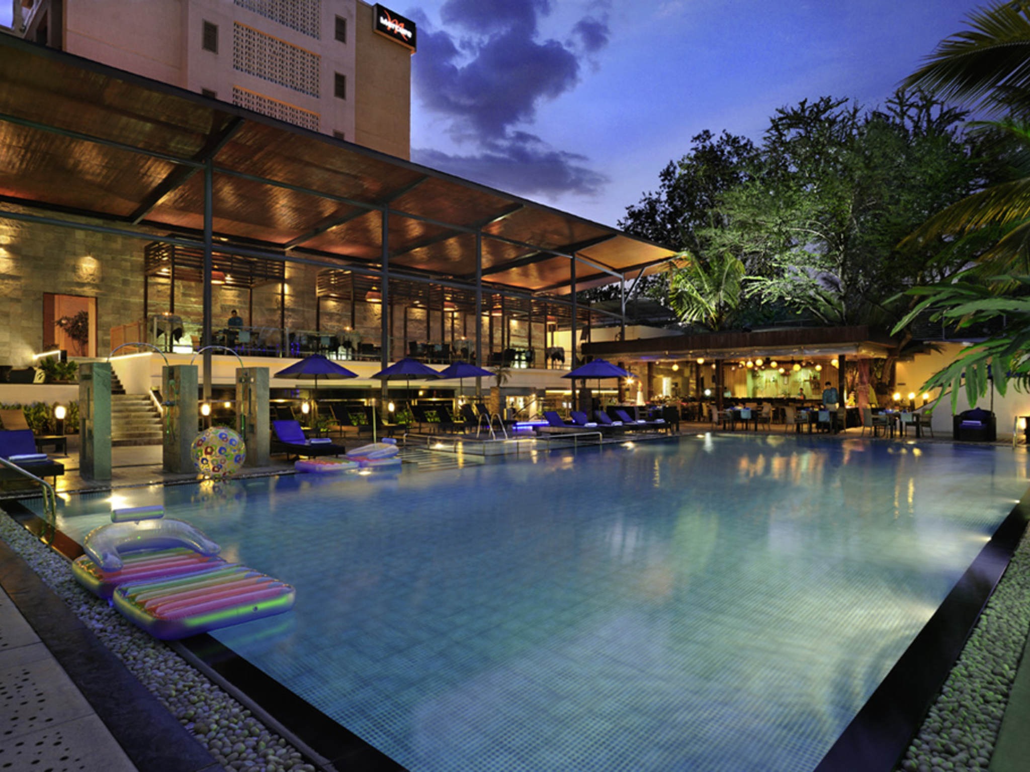 Otel – Grand Mercure Bangalore