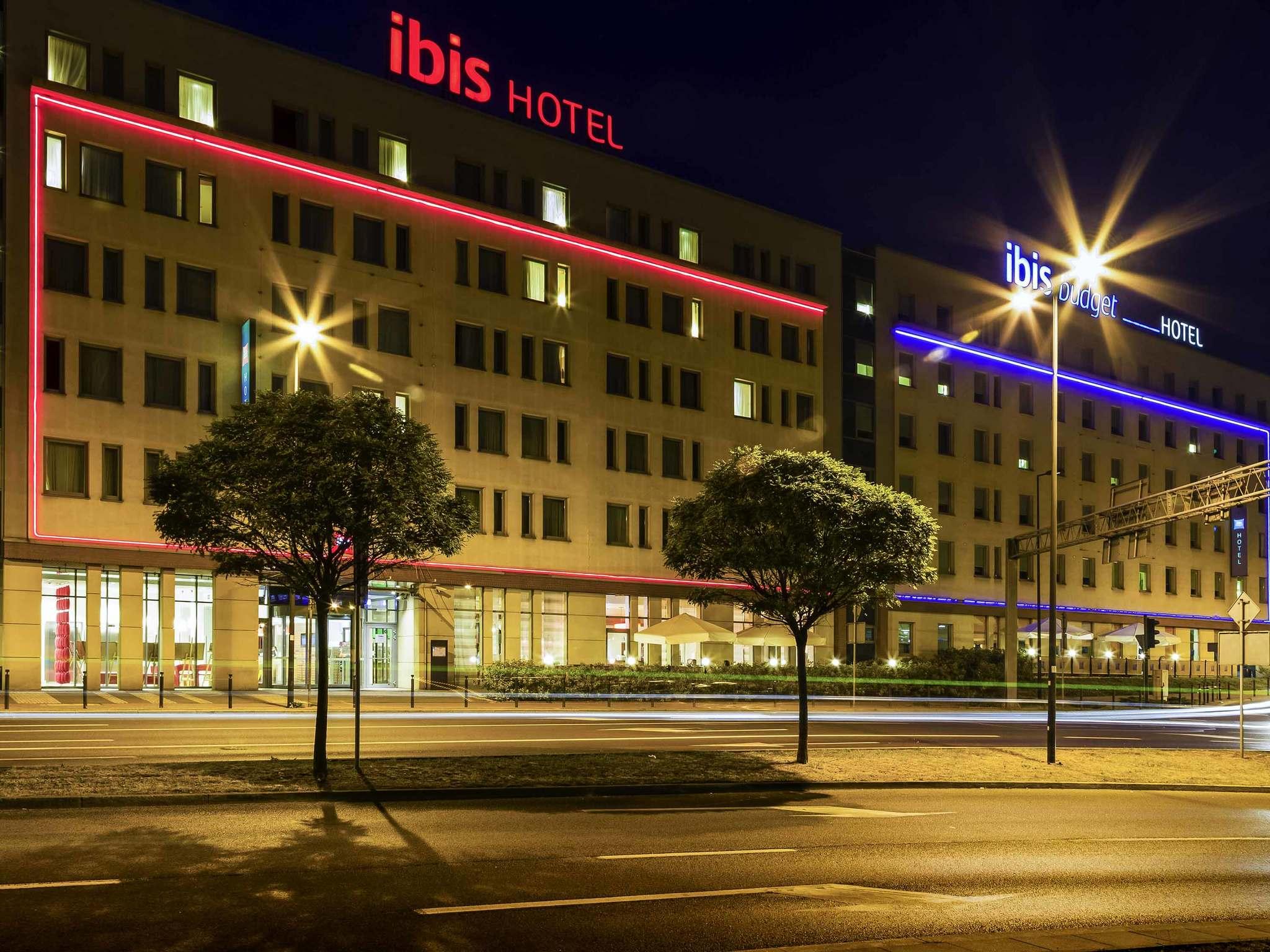 Отель — ibis Краков Старая Площадь