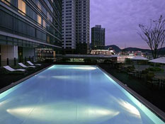 10 minutes from Changwon station and Changwon Central station