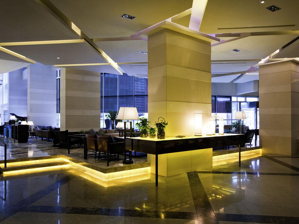 lobby lounge & bar 餐厅