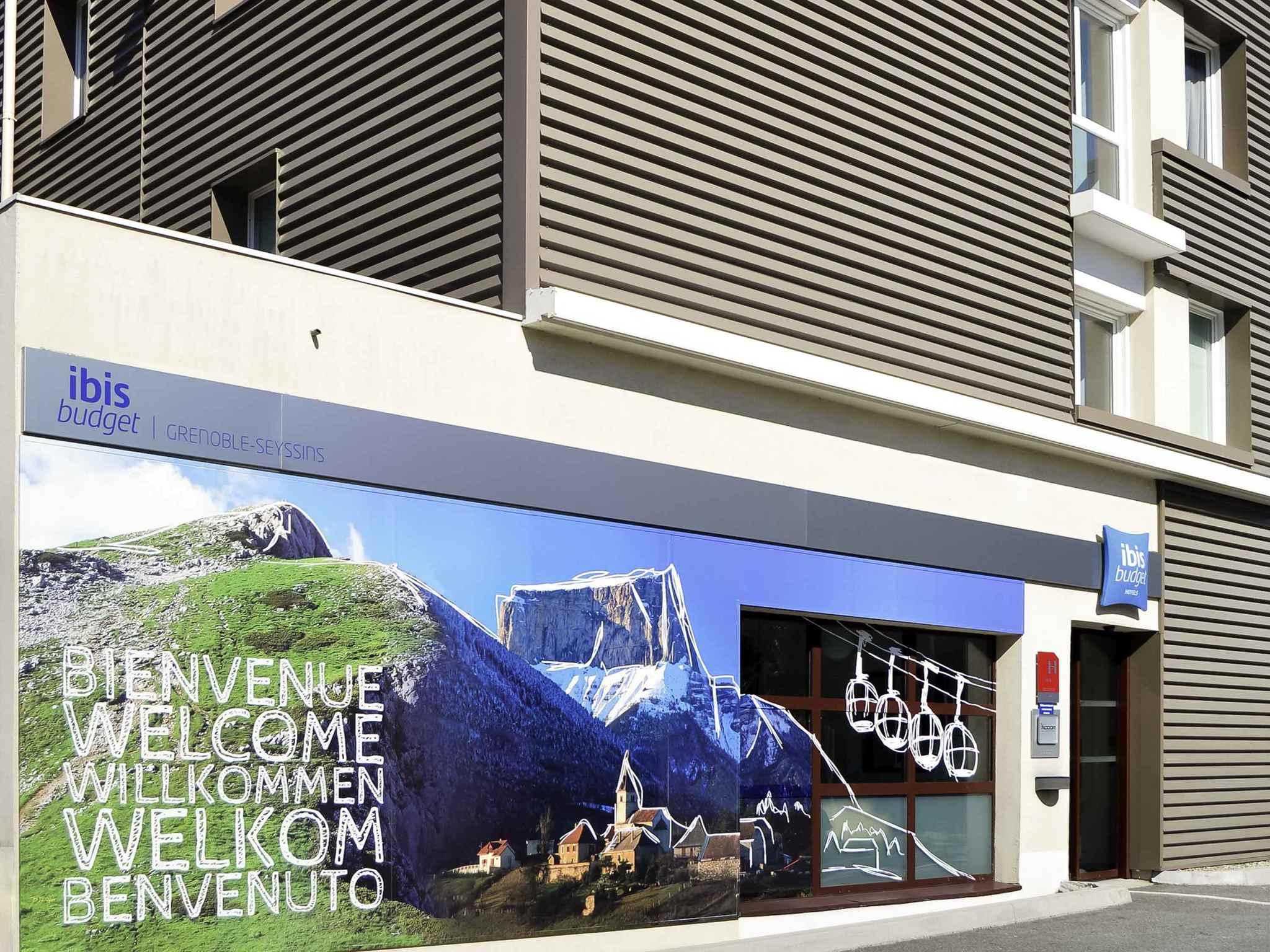 Ibis Hotel Grenoble