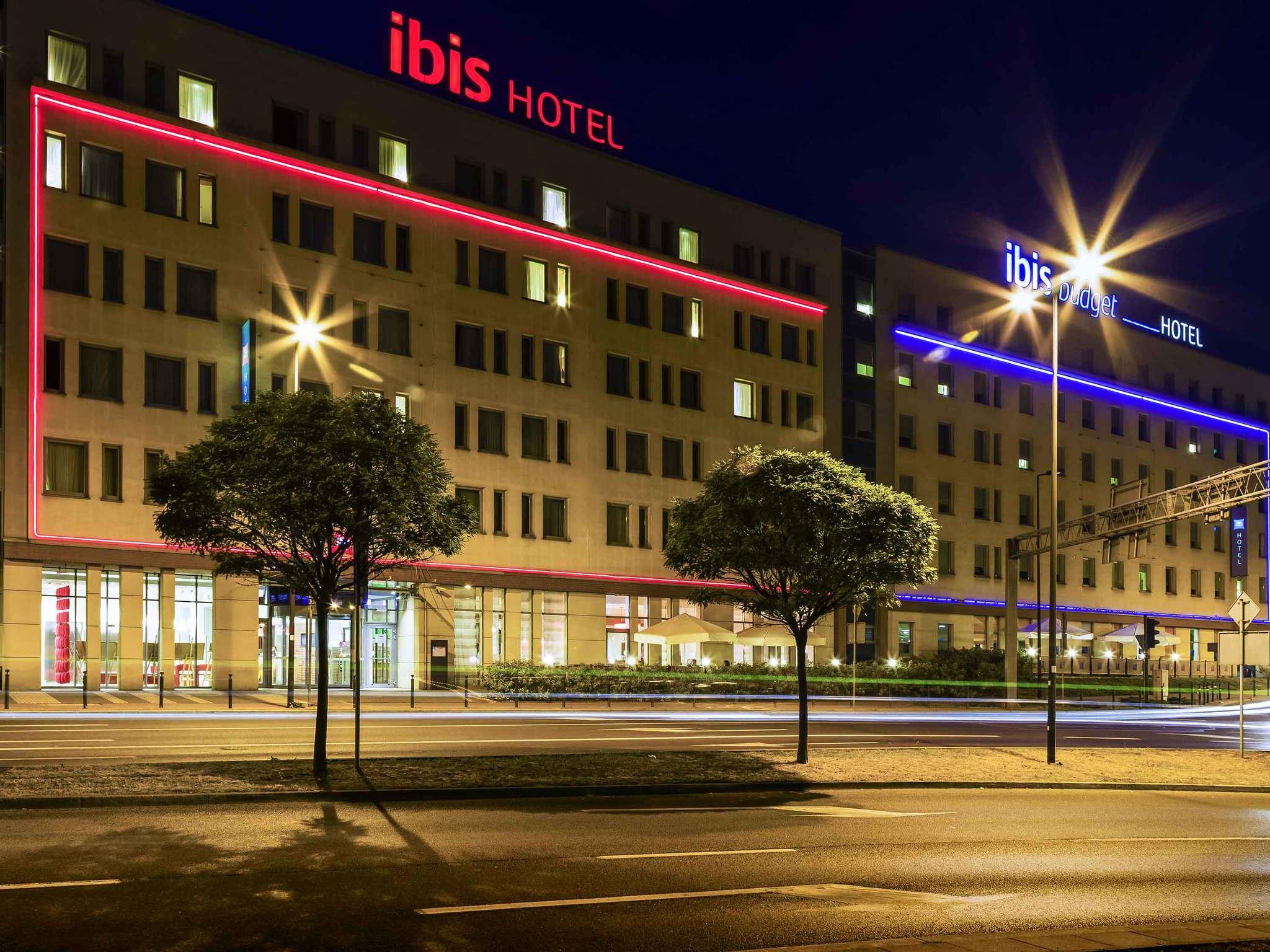 Отель — ibis budget Краков Старая Площадь