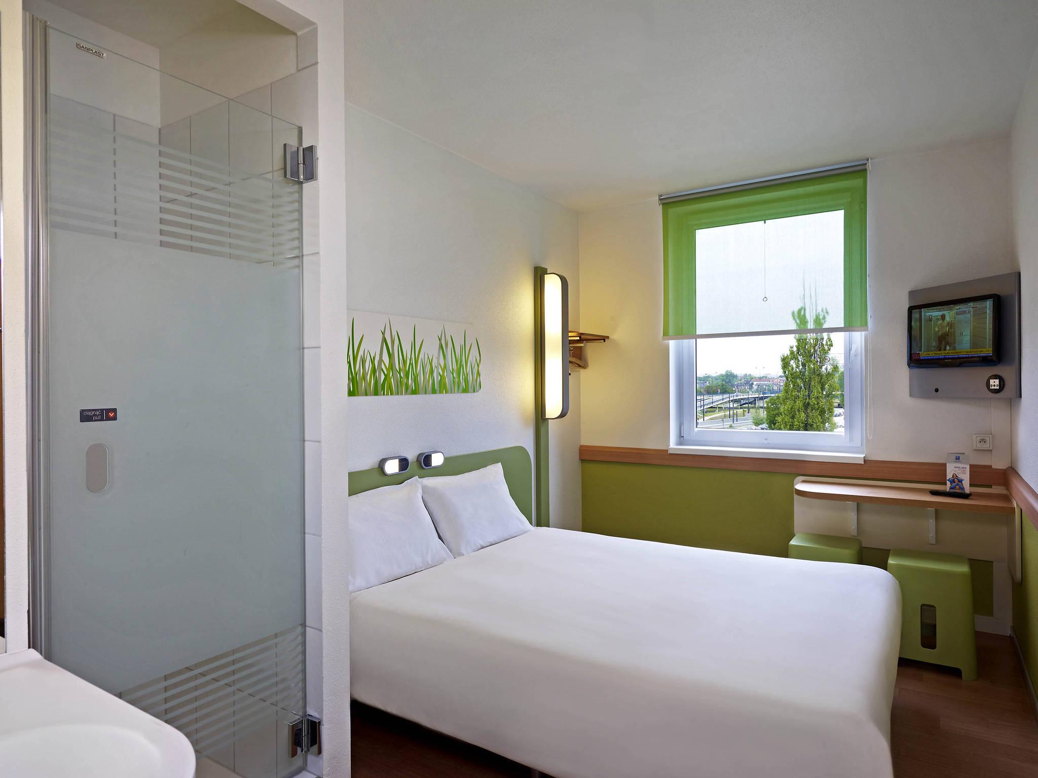 Hotel ibis budget krakow stare miasto - Chambre hotel ibis budget ...