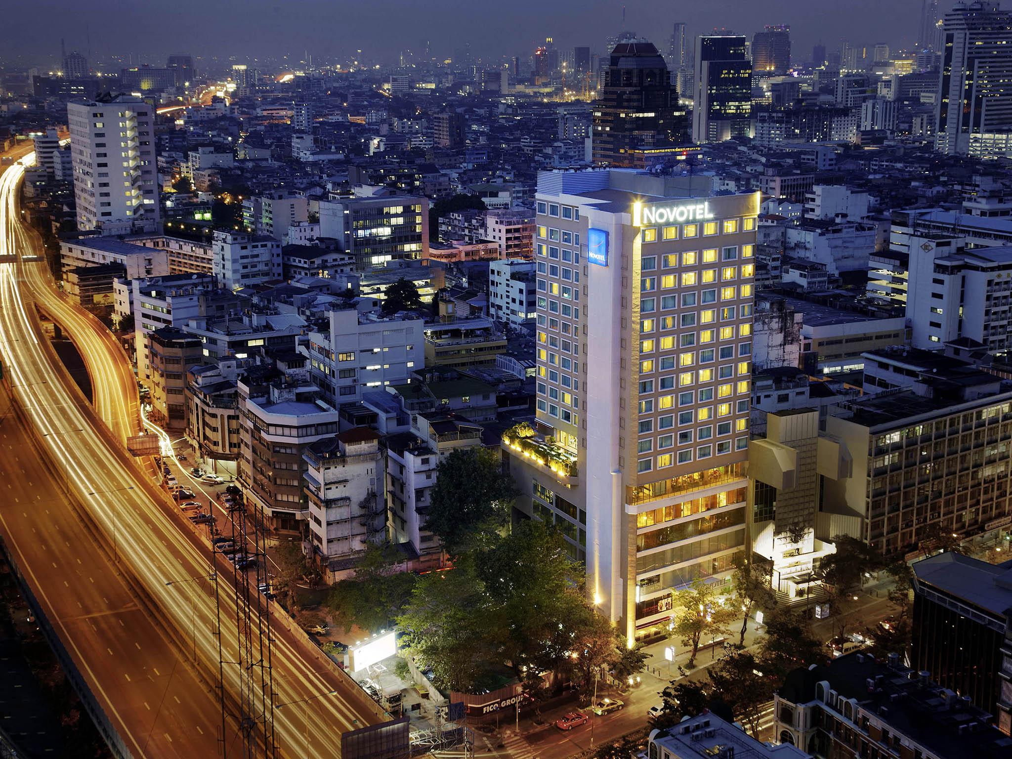 Отель — Novotel Бангкок Феникс Силом