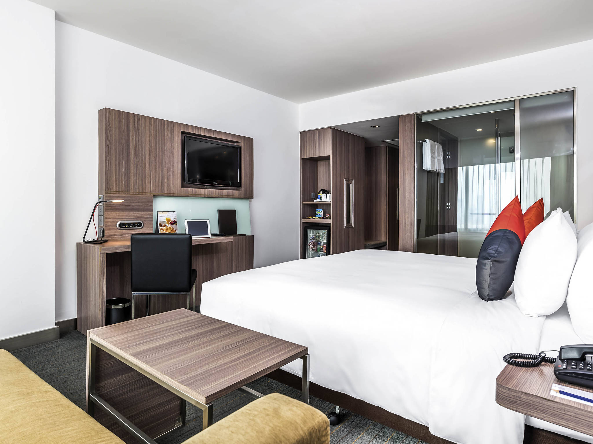 Hotel in BANGKOK - Novotel Bangkok Fenix Silom