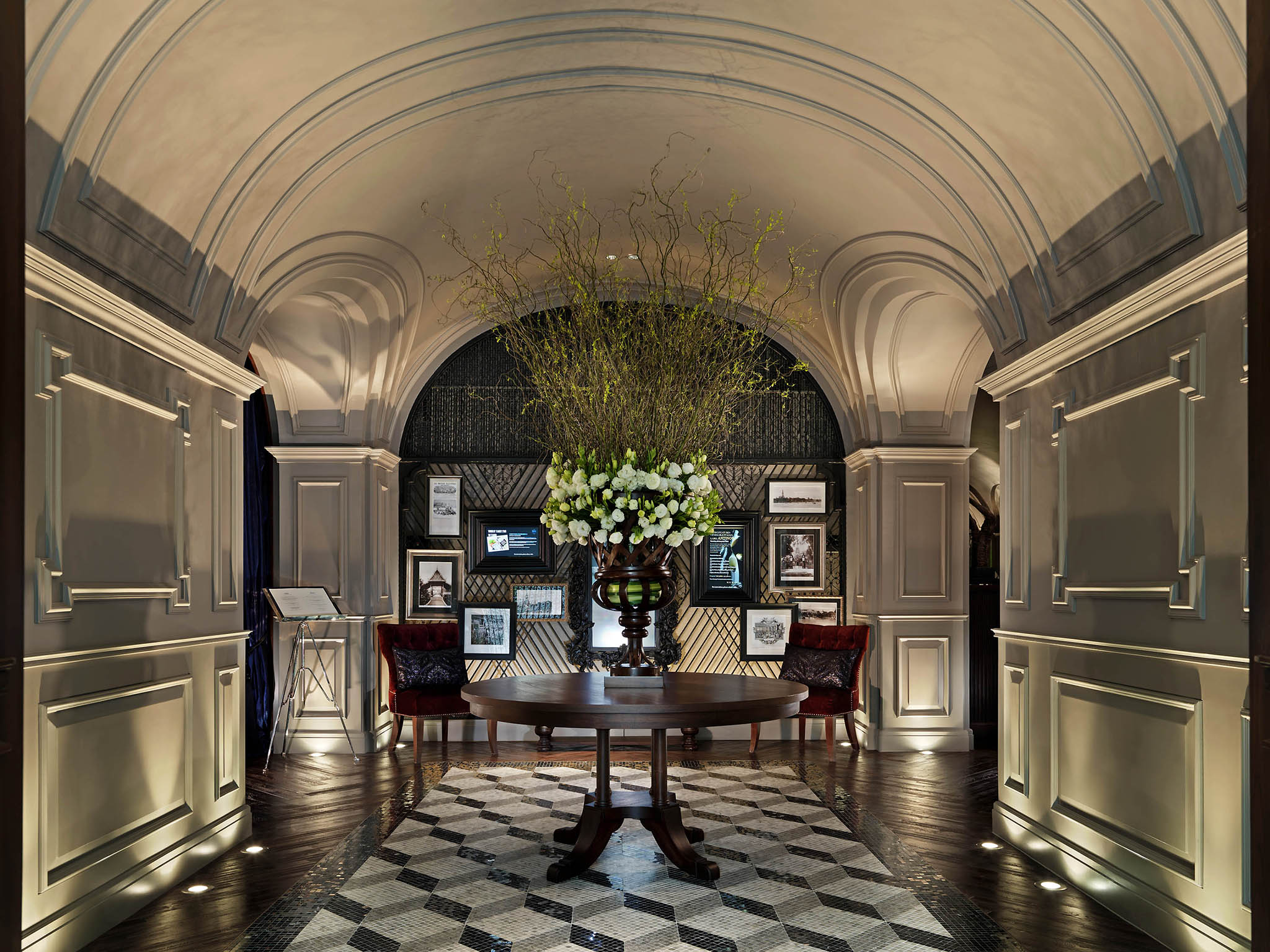 Otel – Hotel Muse Bangkok Langsuan - MGallery Collection