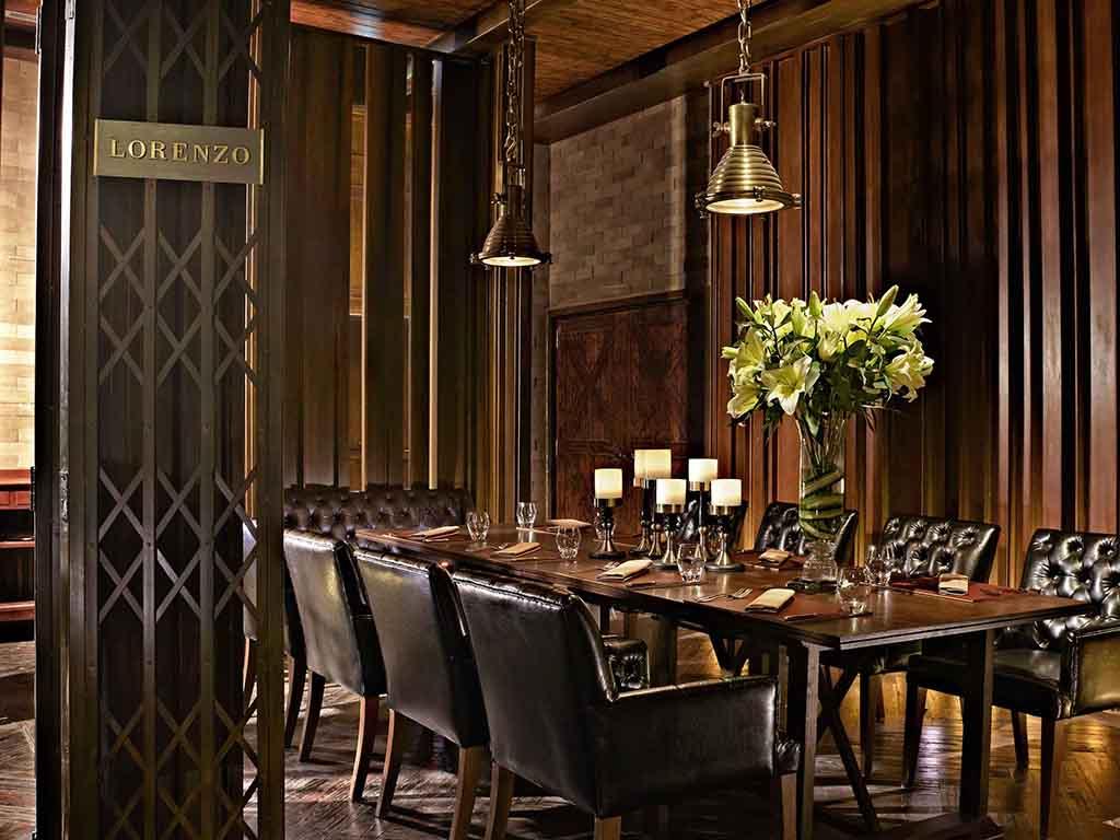 Hotel Muse Bangkok Langsuan Mgallery Collecti - Restaurant-interior-design-at-wt-hotel-italy
