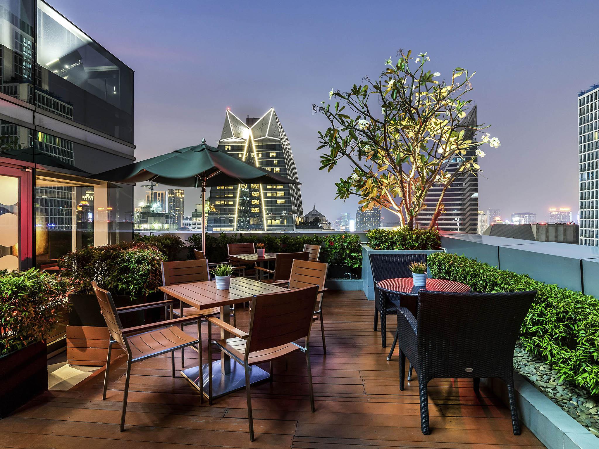 Hotel in BANGKOK Novotel Bangkok Ploenchit Sukhumvit
