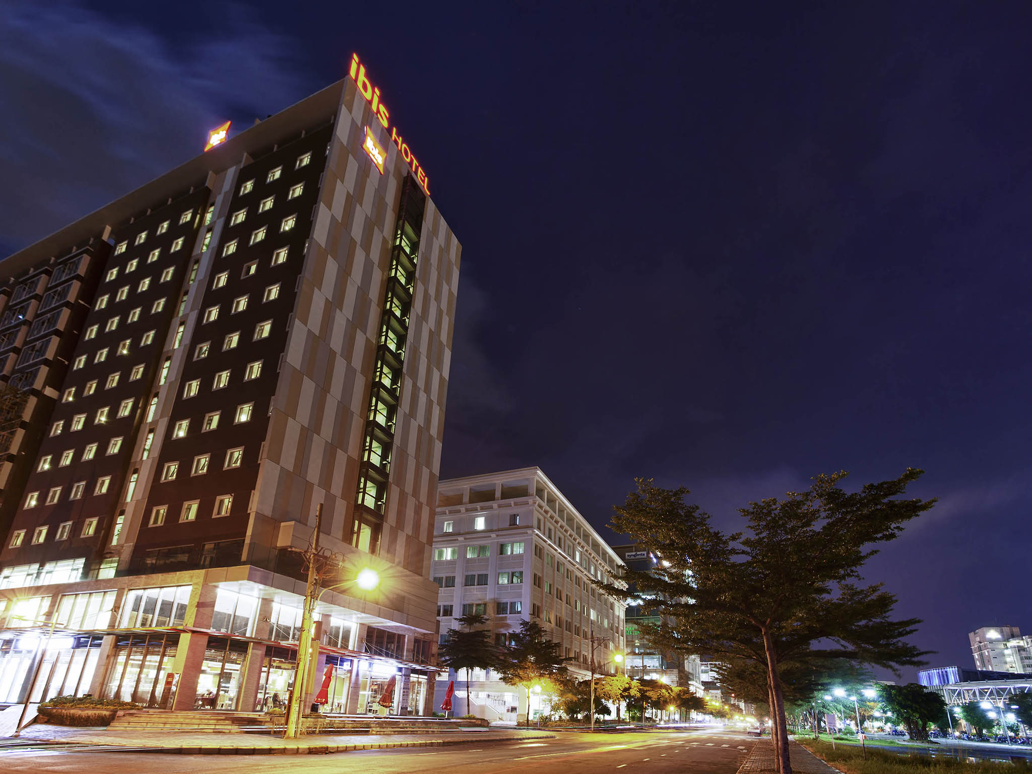 Hotell – ibis Saigon South