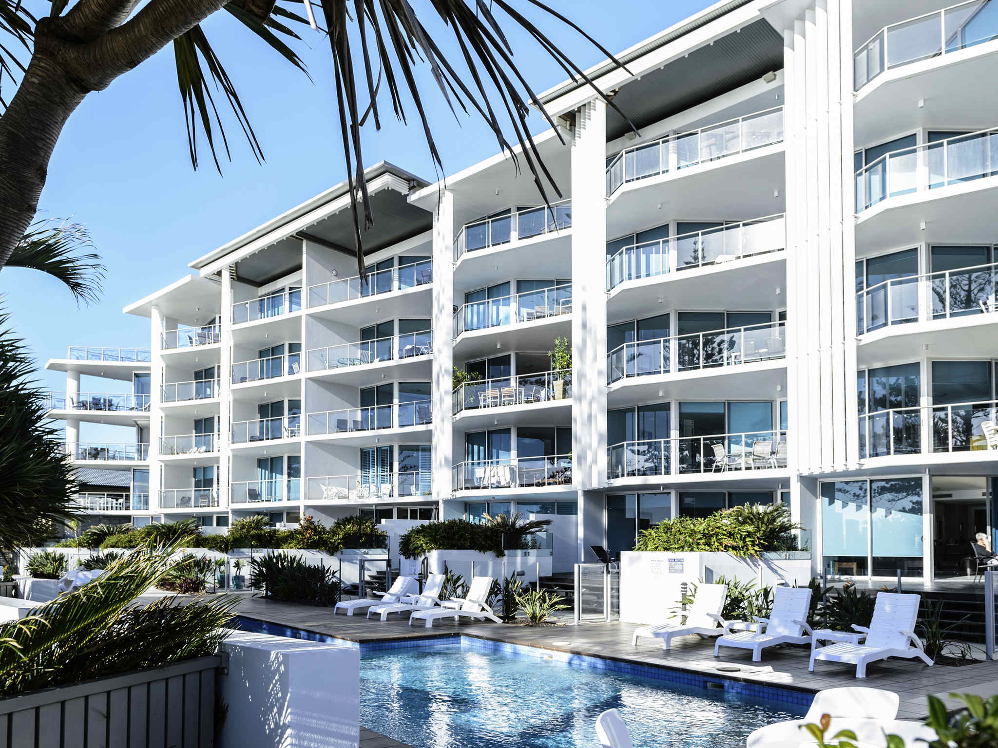 Отель — Grand Mercure Apartments Bargara Bundaberg