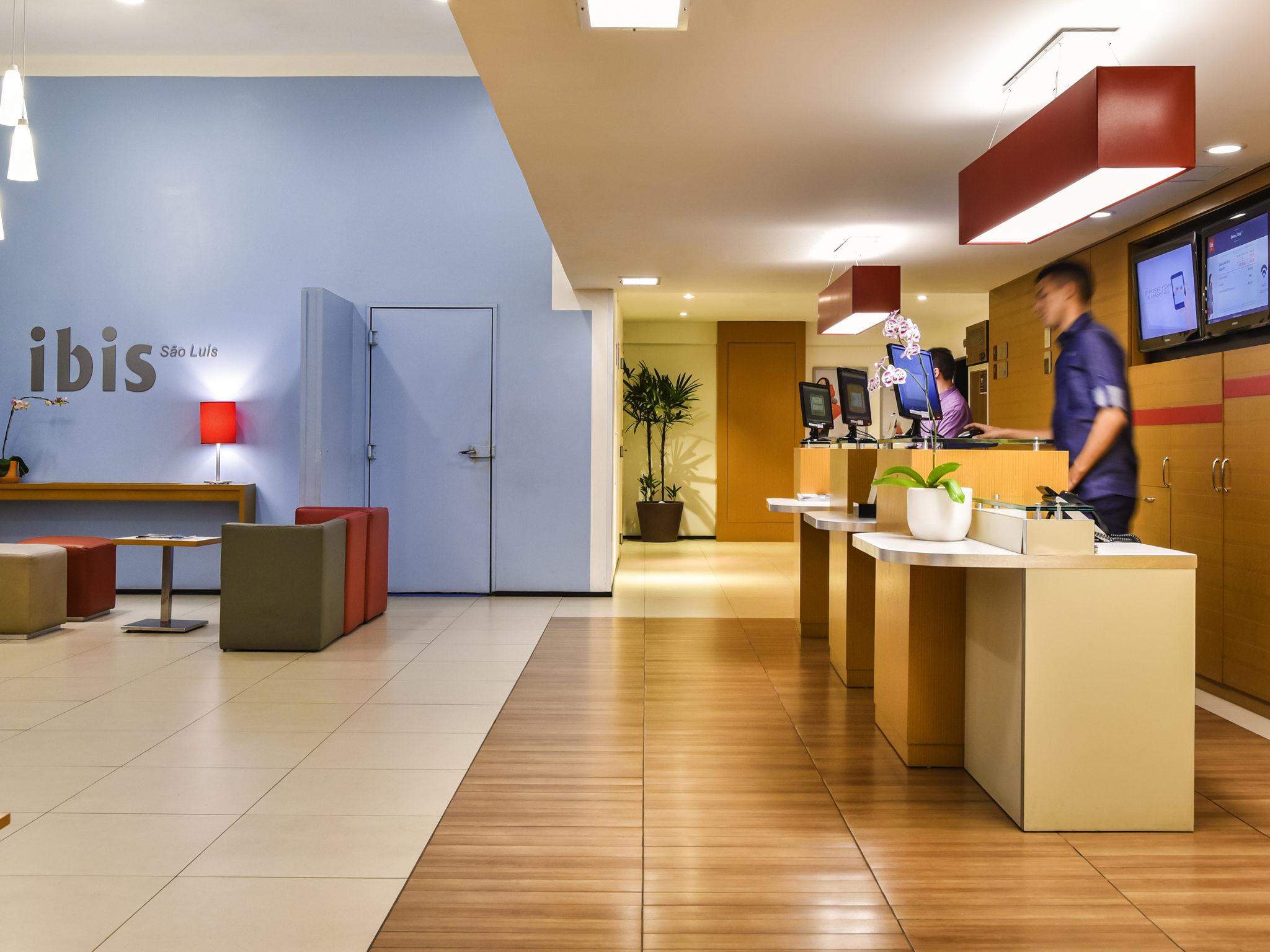 Hotell – ibis São Luís
