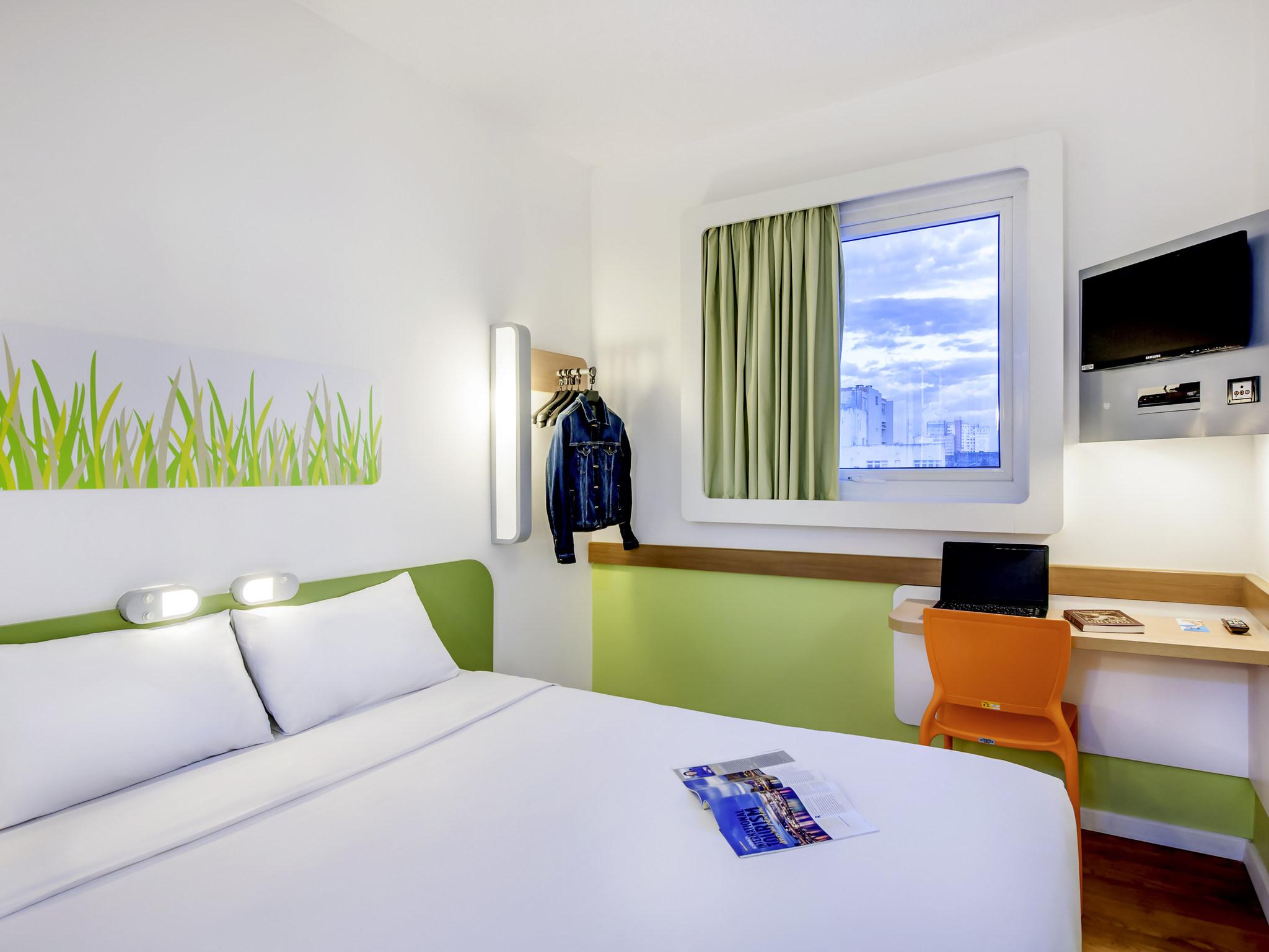 Hotel – ibis budget Porto Alegre