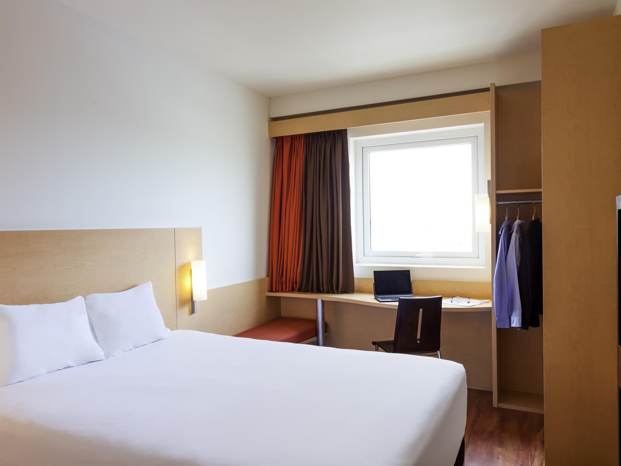 酒店 – 宜必思埃莫西约酒店