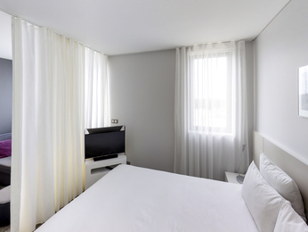 Zimmer - Novotel Suites Luxembourg