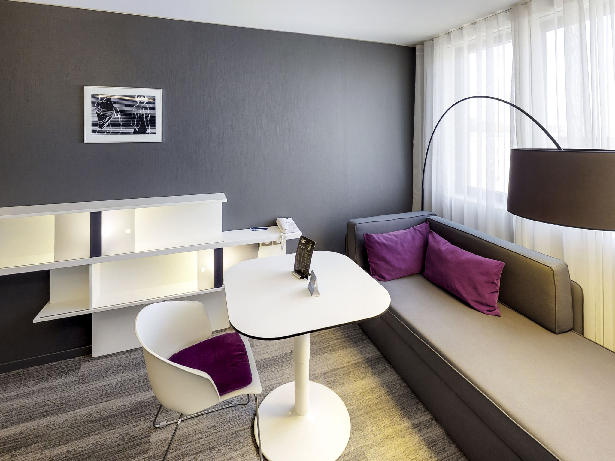 ... Rooms   Novotel Suites Luxembourg ...
