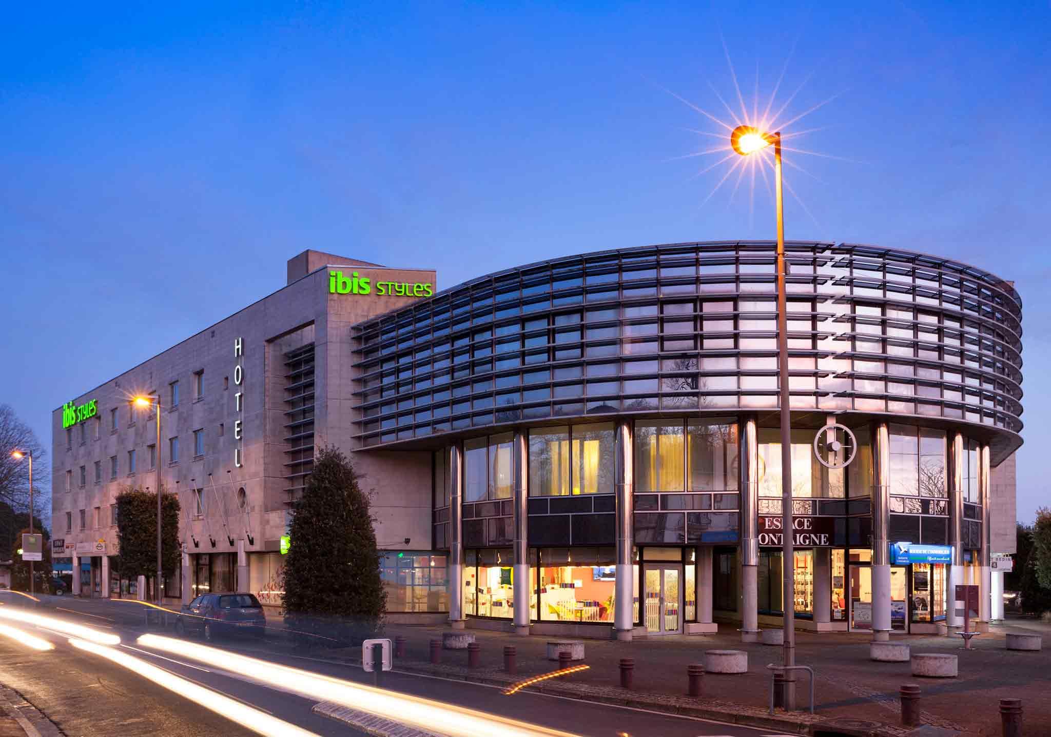 โรงแรม – ibis Styles Bordeaux Saint-Médard