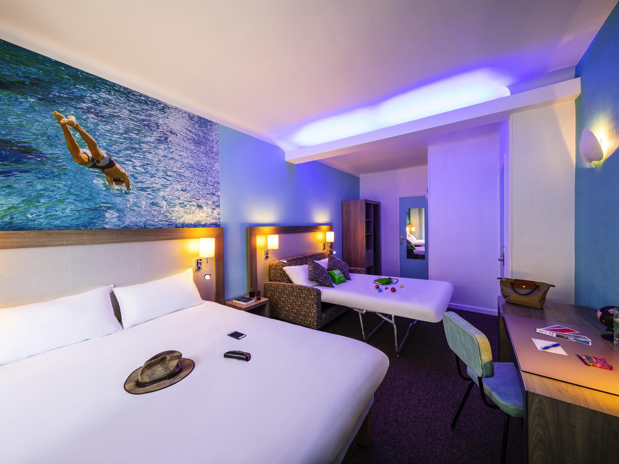 โรงแรม – ibis Styles Calais Centre