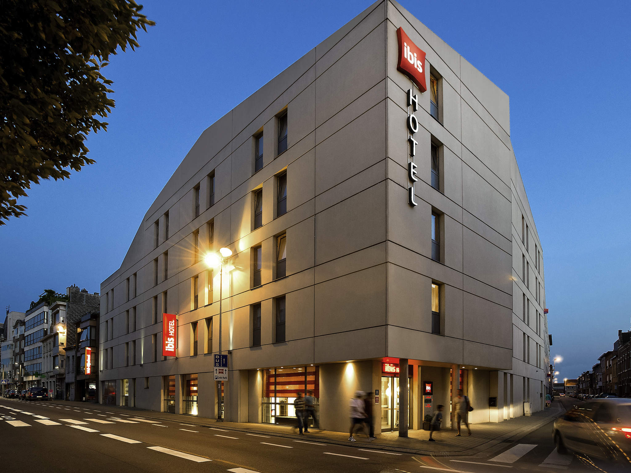 ホテル – ibis Sint Niklaas Centrum