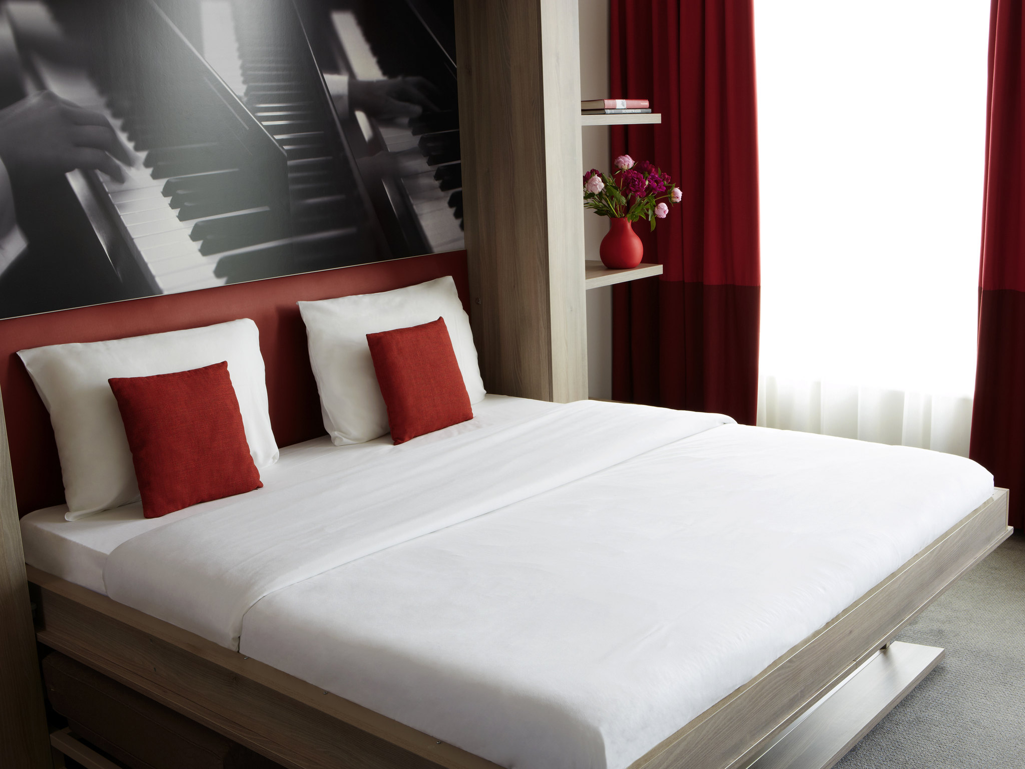 Hôtel - Aparthotel Adagio Vienna City